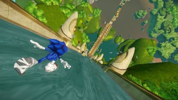 Sonic Boom Rise of Lyric screenshots 13