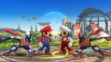 Super Smash Bros. Wii U 3DS screenshots 21