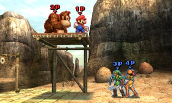Super Smash Bros. Wii U 3DS screenshots 22