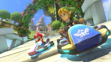 Mario Kart 8 DLC pack images 01