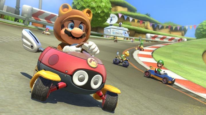 Mario Kart 8 DLC pack images 05