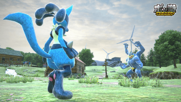 Pokkén Tournament screenshots 01