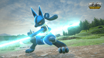 Pokkén Tournament screenshots 02