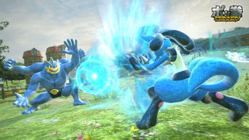 Pokkén Tournament screenshots 03