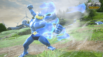 Pokkén Tournament screenshots 04