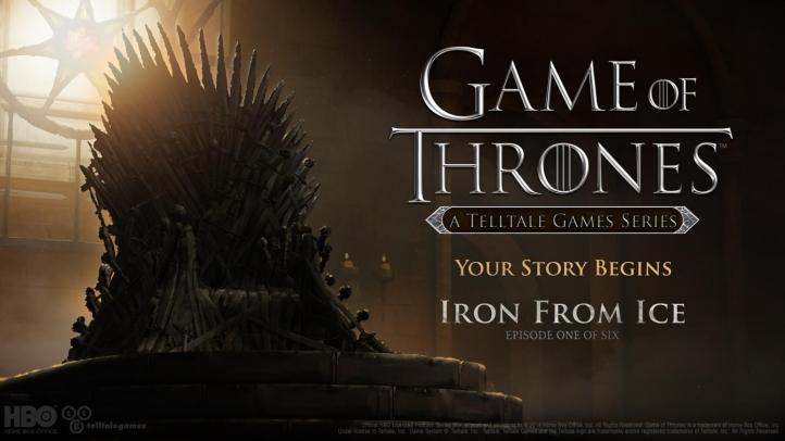 Game of Thrones Telltale Games Series