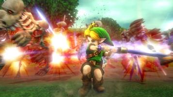 hyrule warriors majora's mask pack images 02