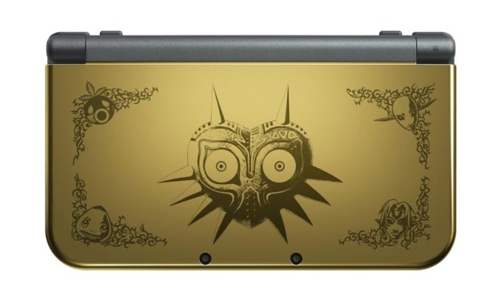 new nintendo 3ds majora's mask 04