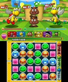 puzzle & dragons super mario bros edition screenshots 01