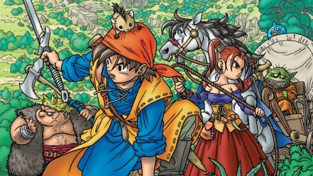 Nintendo Direct 2015 may 31 Dragon Quest VIII