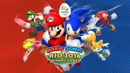 Nintendo Direct 2015 may 31 Mario & Sonic at the Rio 2016