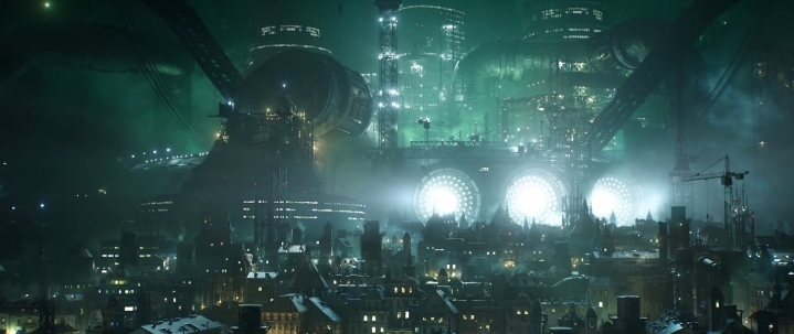 final fantasy VII remake screenshots 05