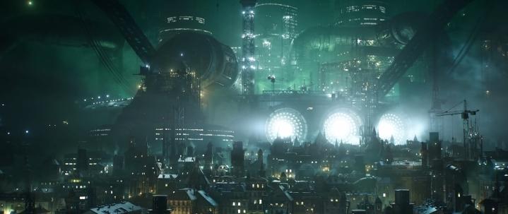 final fantasy VII remake screenshots 05