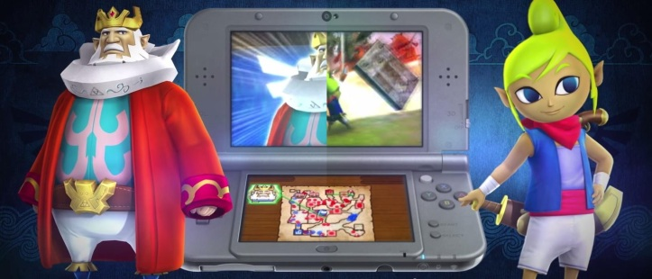Hyrule Warriors 3DS leak