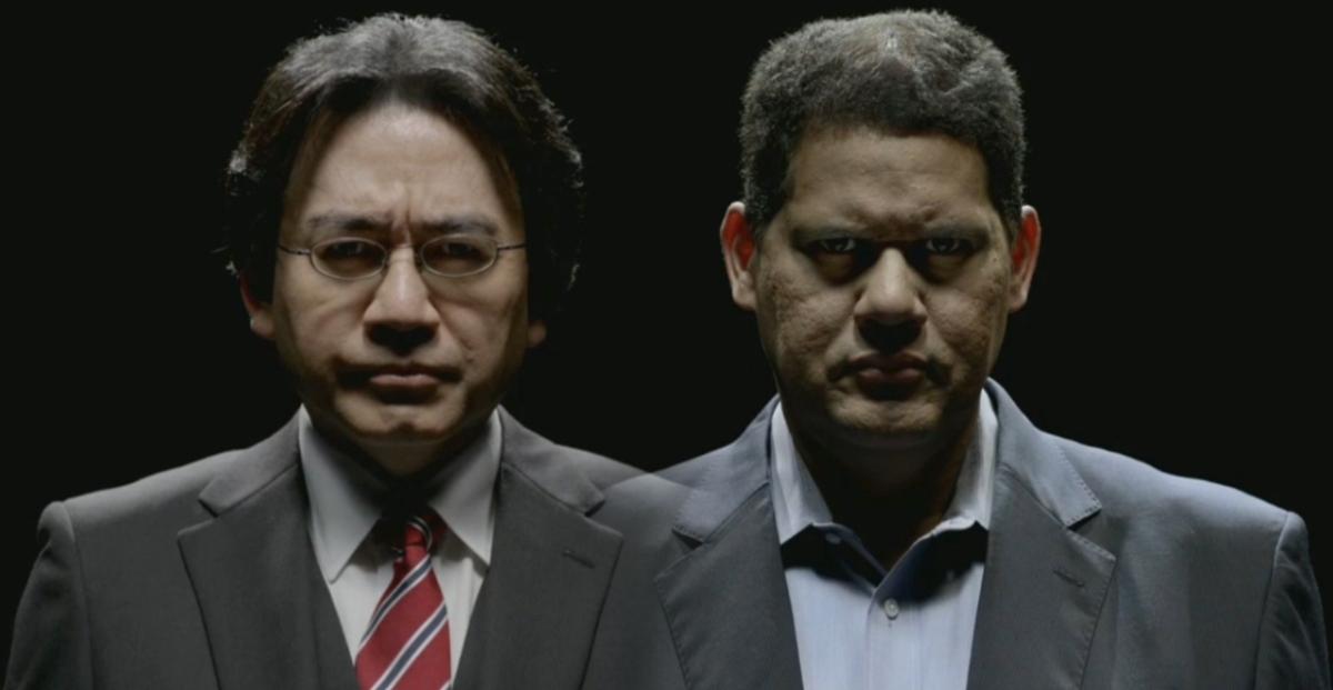 iwata reggie