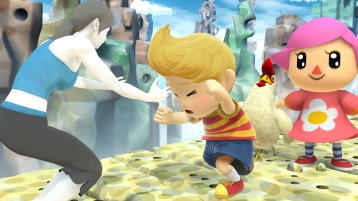 lucas smash bros screenshots 05