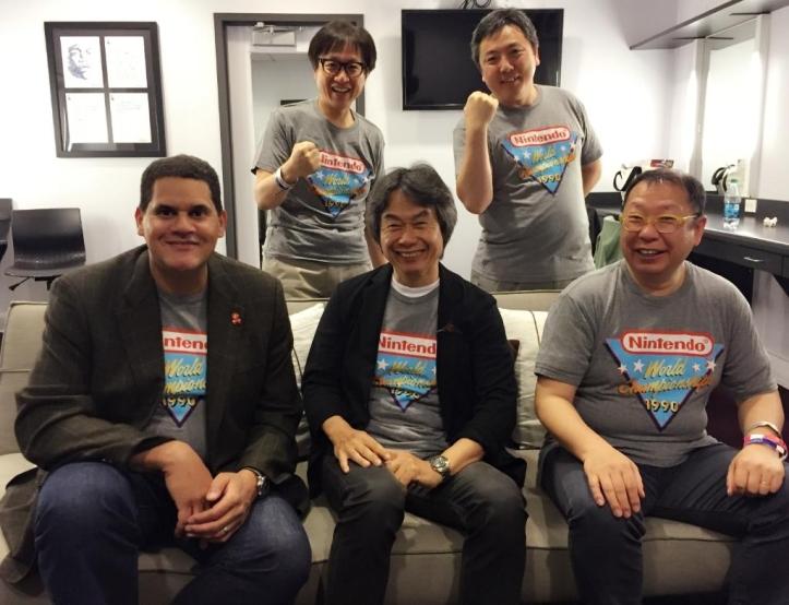 reggie miyamoto nintendo world championship 2015