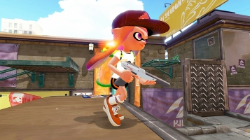 Splatoon DLC 1 screenshots 03