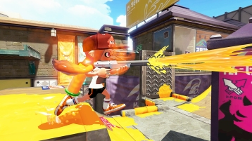 Splatoon DLC 1 screenshots 04