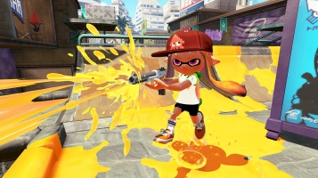 Splatoon DLC 1 screenshots 05