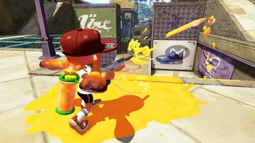 Splatoon DLC 1 screenshots 06