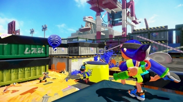 Splatoon DLC 1 screenshots 07