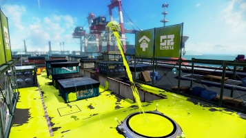 Splatoon DLC 1 screenshots 09