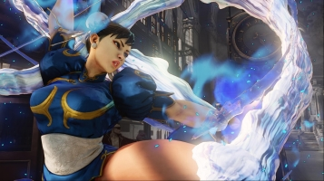 street fighter V chun-li screenshots 01