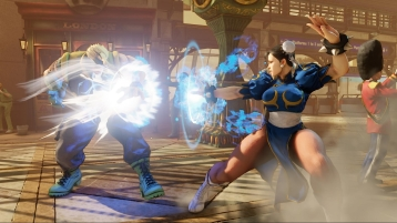 street fighter V chun-li screenshots 02