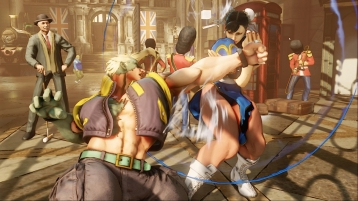 street fighter V chun-li screenshots 04