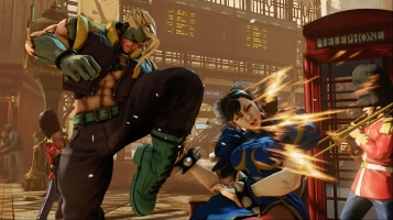 street fighter V chun-li screenshots 05