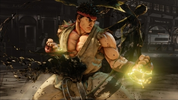 street fighter V ryu screenshots 01