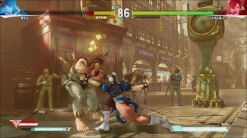 street fighter V ryu screenshots 06