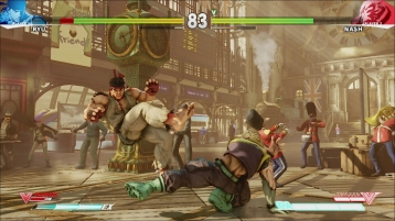 street fighter V ryu screenshots 07