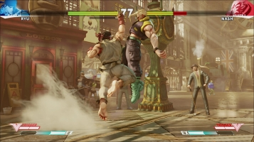 street fighter V ryu screenshots 08
