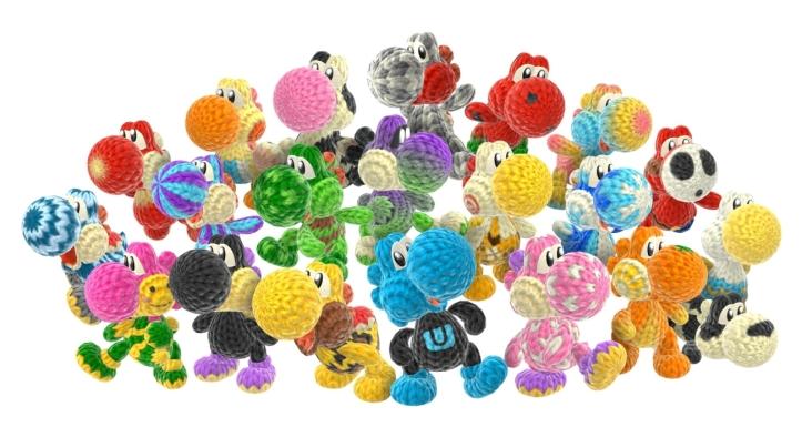 yoshi's woolly world wii u 1