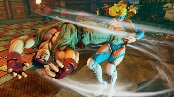 rainbow mika street fighter V 04