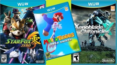 video games wii u 2015
