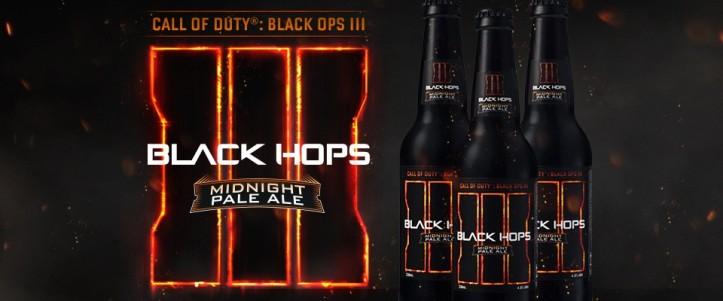 black ops III beer