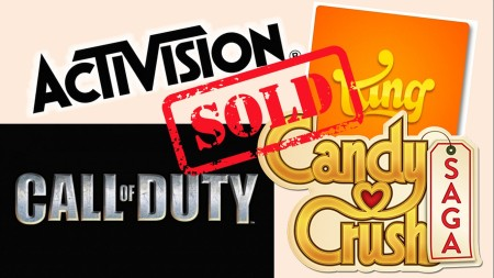 activision buy king