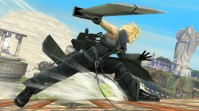cloud FFVII super smash bros screenshots 09