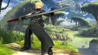 cloud FFVII super smash bros screenshots 10
