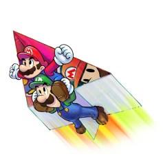 Mario & Luigi Paper Jam Bros art 02