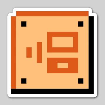 Nintendo Badge Arcade 32