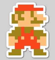Nintendo Badge Arcade 34