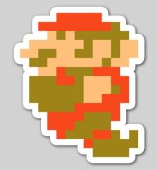 Nintendo Badge Arcade 35