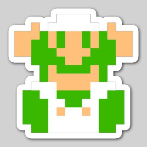 Nintendo Badge Arcade 36