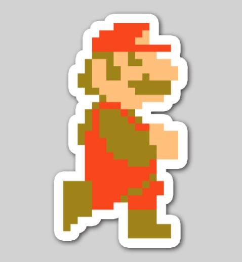 Nintendo Badge Arcade 37