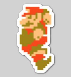 Nintendo Badge Arcade 38