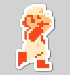 Nintendo Badge Arcade 39